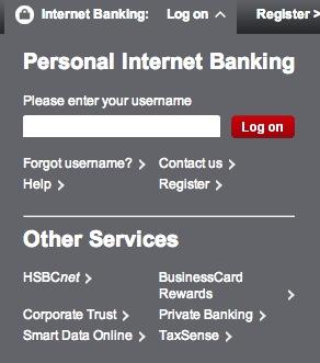 HSBC Bank? — 1Password Forum