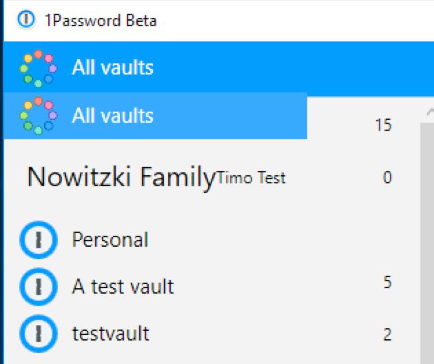 new vault switcher UI fail? — 1Password Forum