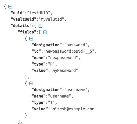 API to pull 1Password information? — 1Password Forum