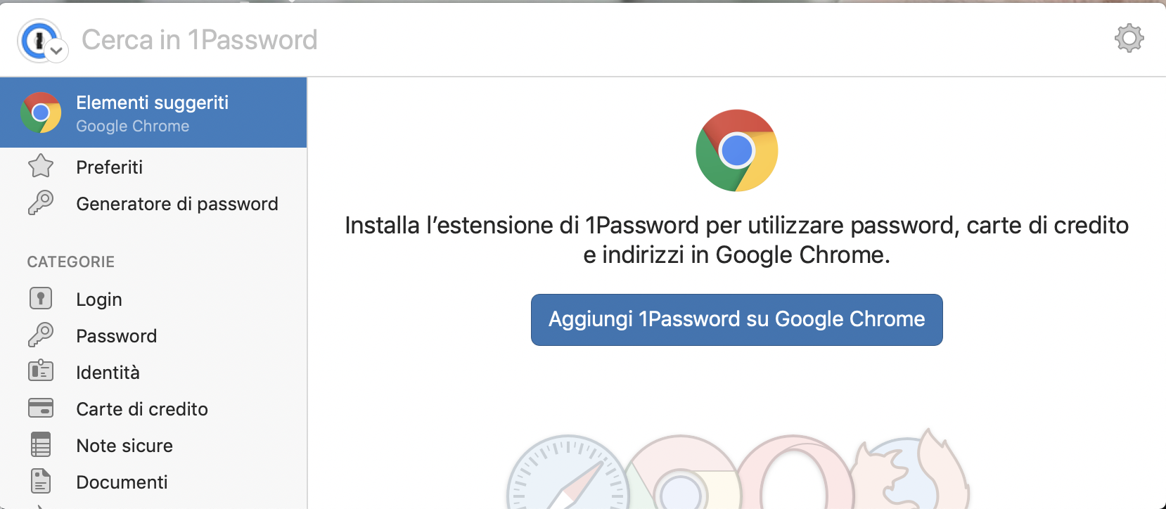 Issue with keyboard shortcut in Chrome — 1Password Forum