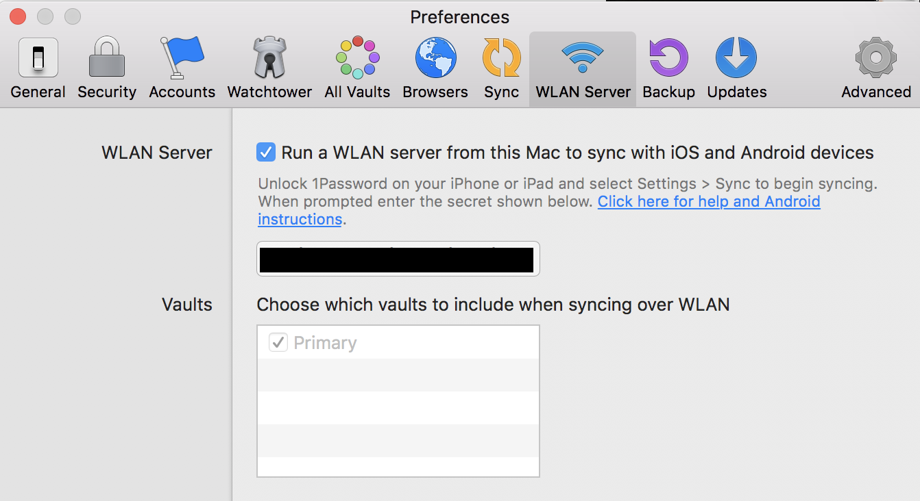 1Password For iOS Finally Syncs With Mac Counterpart Via Wi-Fi