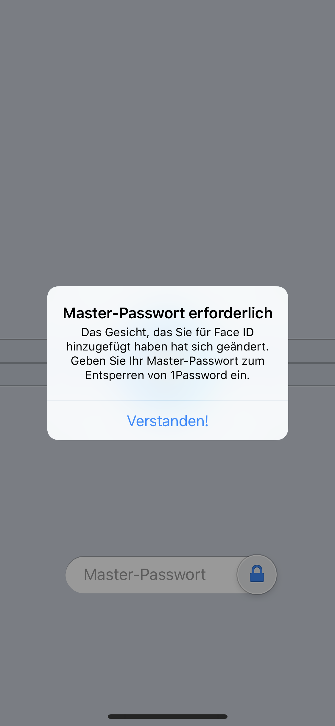 iphone face id funktioniert nicht