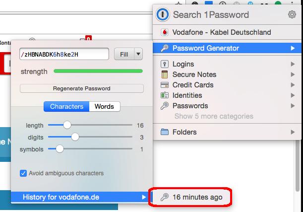 computer password generator