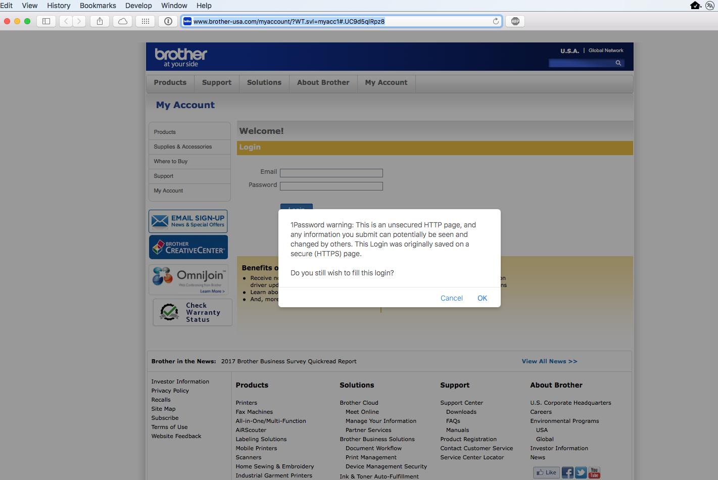 1password mac app store or website
