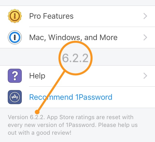 Forgot master password but can still unlock with Touch ID