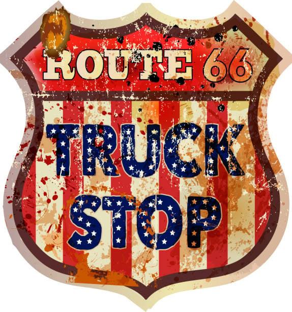 Enumclaw Truck Stop Recruiting Board