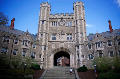 How an Ivy Got Less Preppy: Princeton Draws Surge of Students from Modest Means