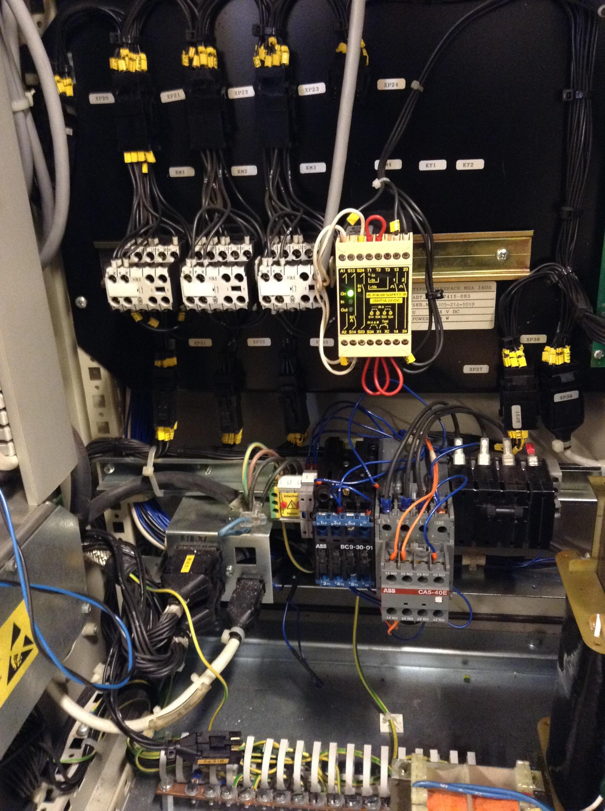 IRB 1500/S3 Program Unite communication Fault — ABB Robotics ... on