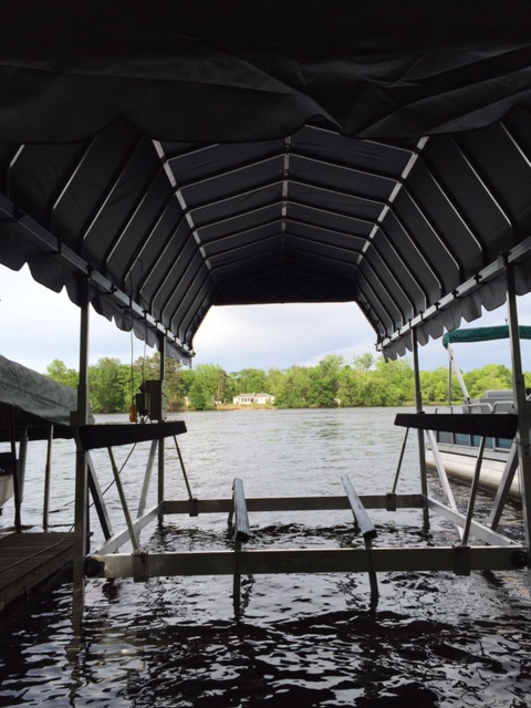 Hewitt Boat Lift Canopy Amp Hewitt 22u0027 X 100 Replacement