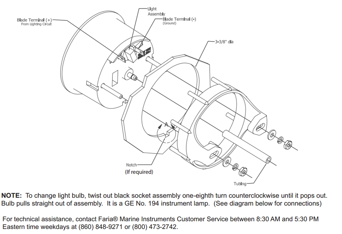 faria sdometer wiring diagram troubleshooting diagrams wiring diagram   elsalvadorla VDO Oil Temp Wiring Diagrams VDO Tachometer with Hour Meter Wiring Diagram