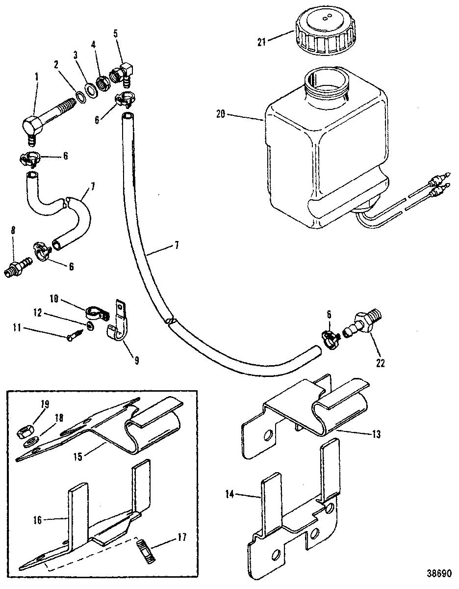 mercruiser bravo 3 sterndrive parts
