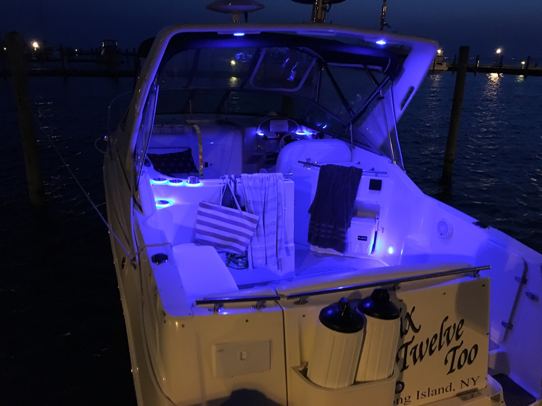 Dpdt Switch For Led Lighting  U2014 Rinker Boat Company