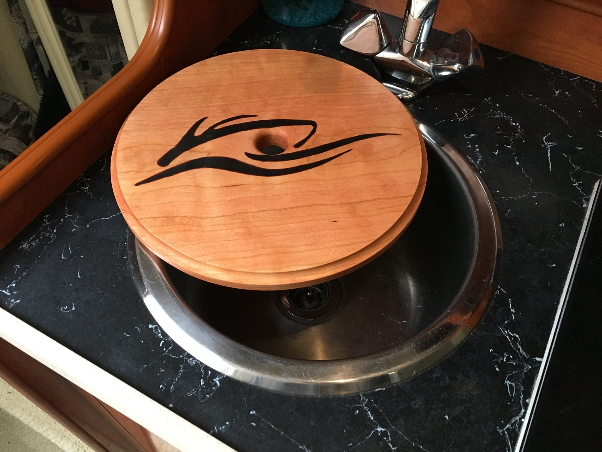 Selling Sink Cover Cutting Board Rinker Boats