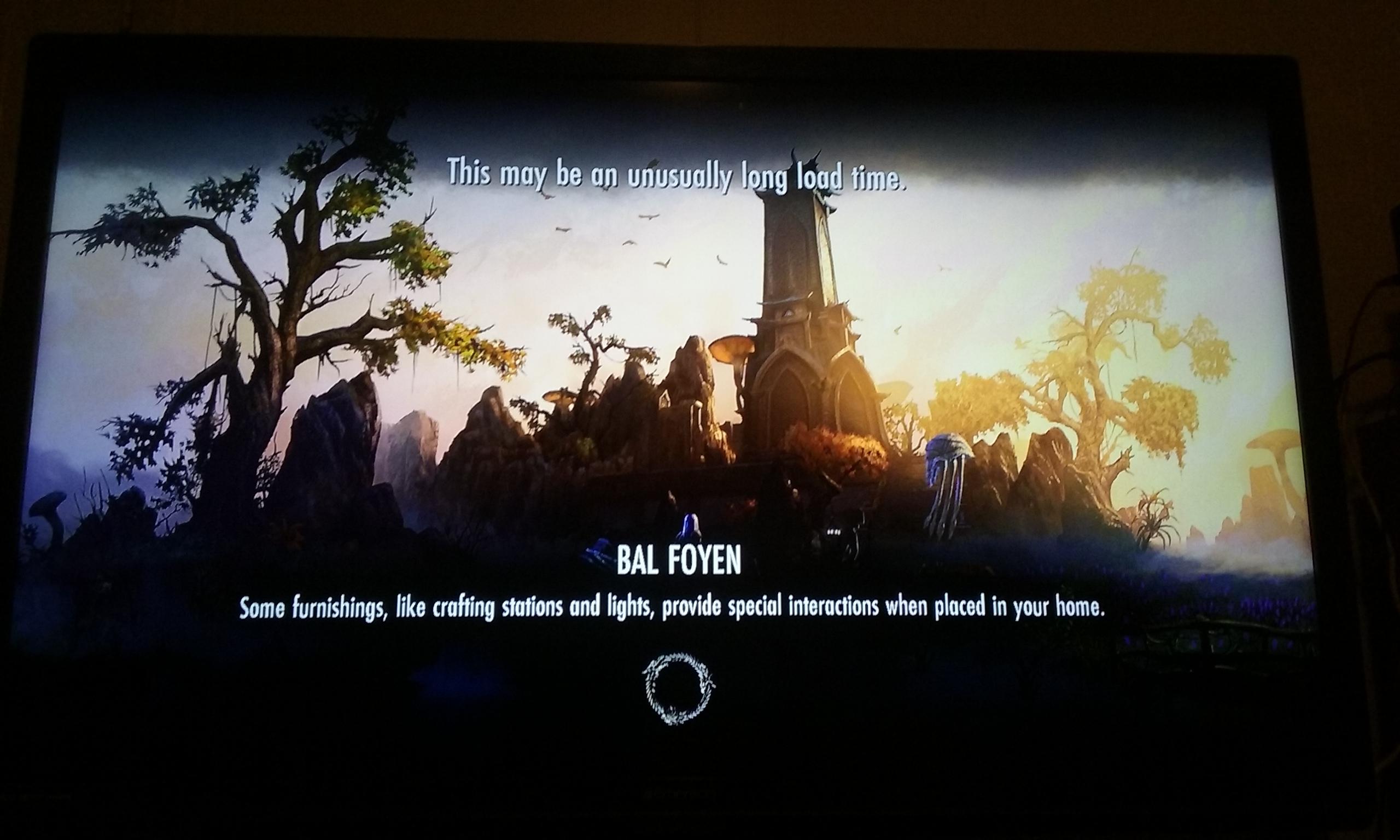 PS4 NA — Elder Scrolls Online