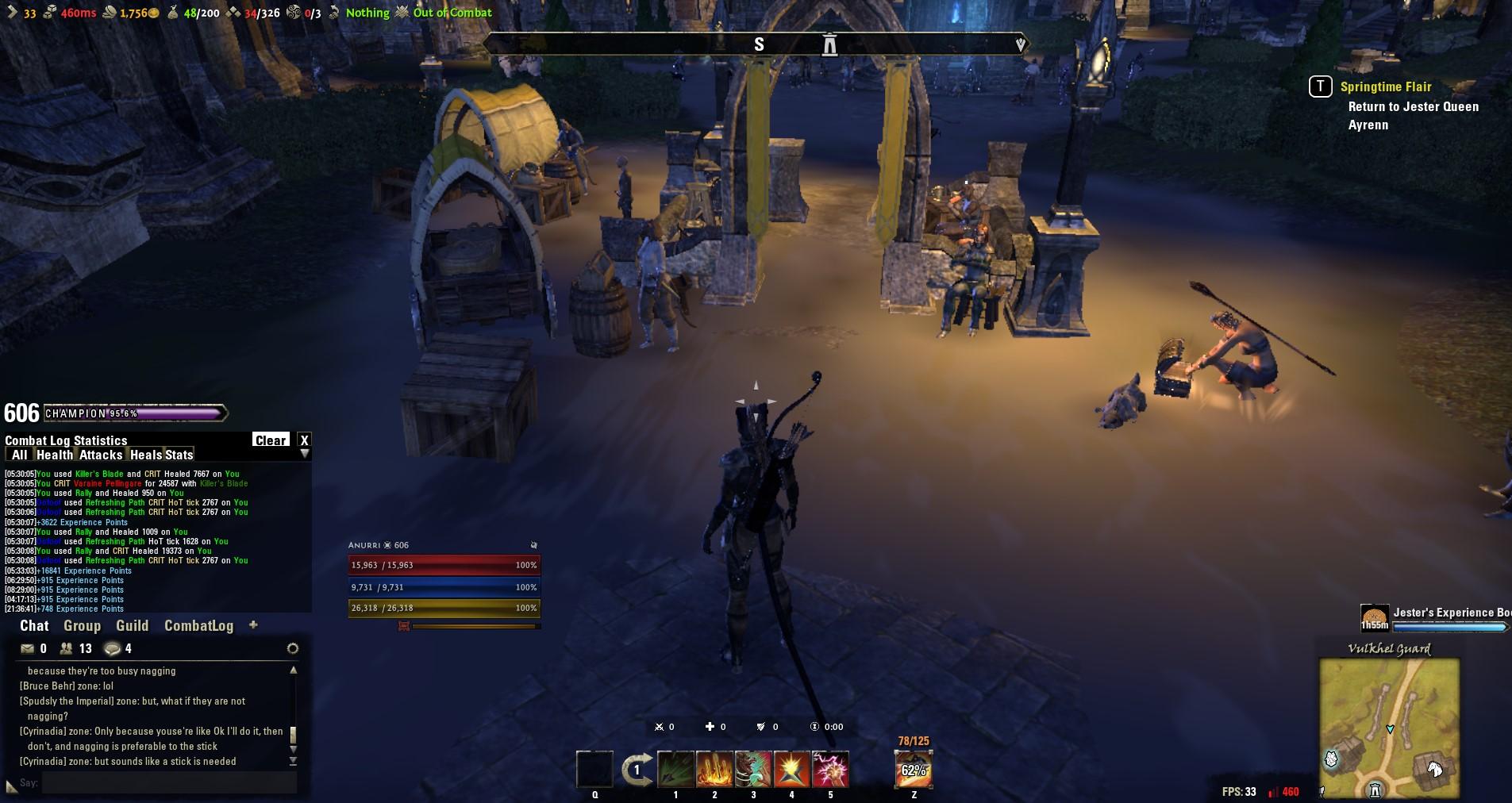 LOD-ish ground textures — Elder Scrolls Online