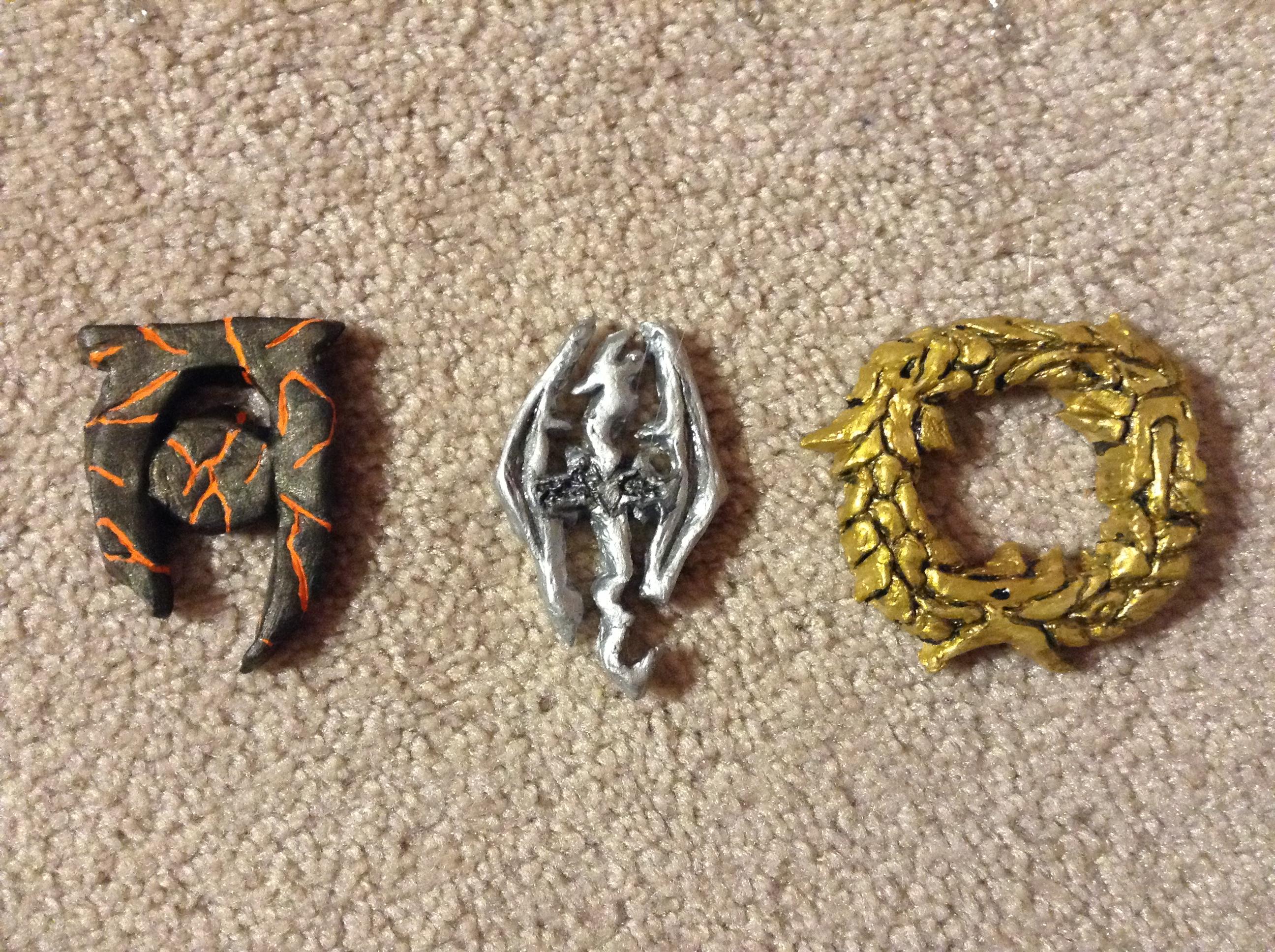 ES Christmas Ornaments — Elder Scrolls Online