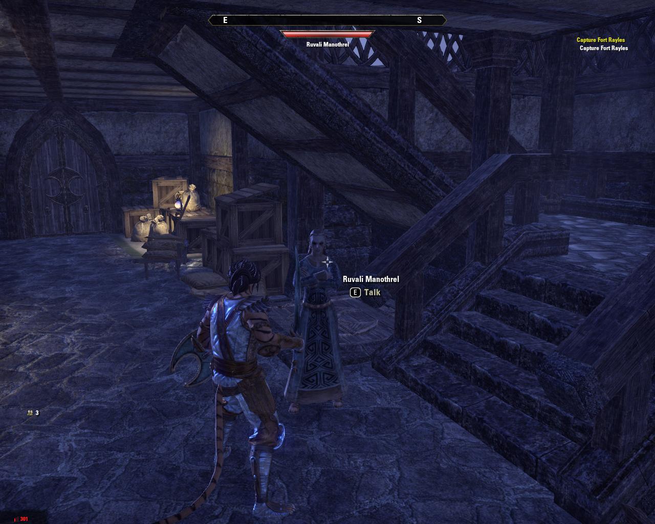 you broke cyro guards — Elder Scrolls Online