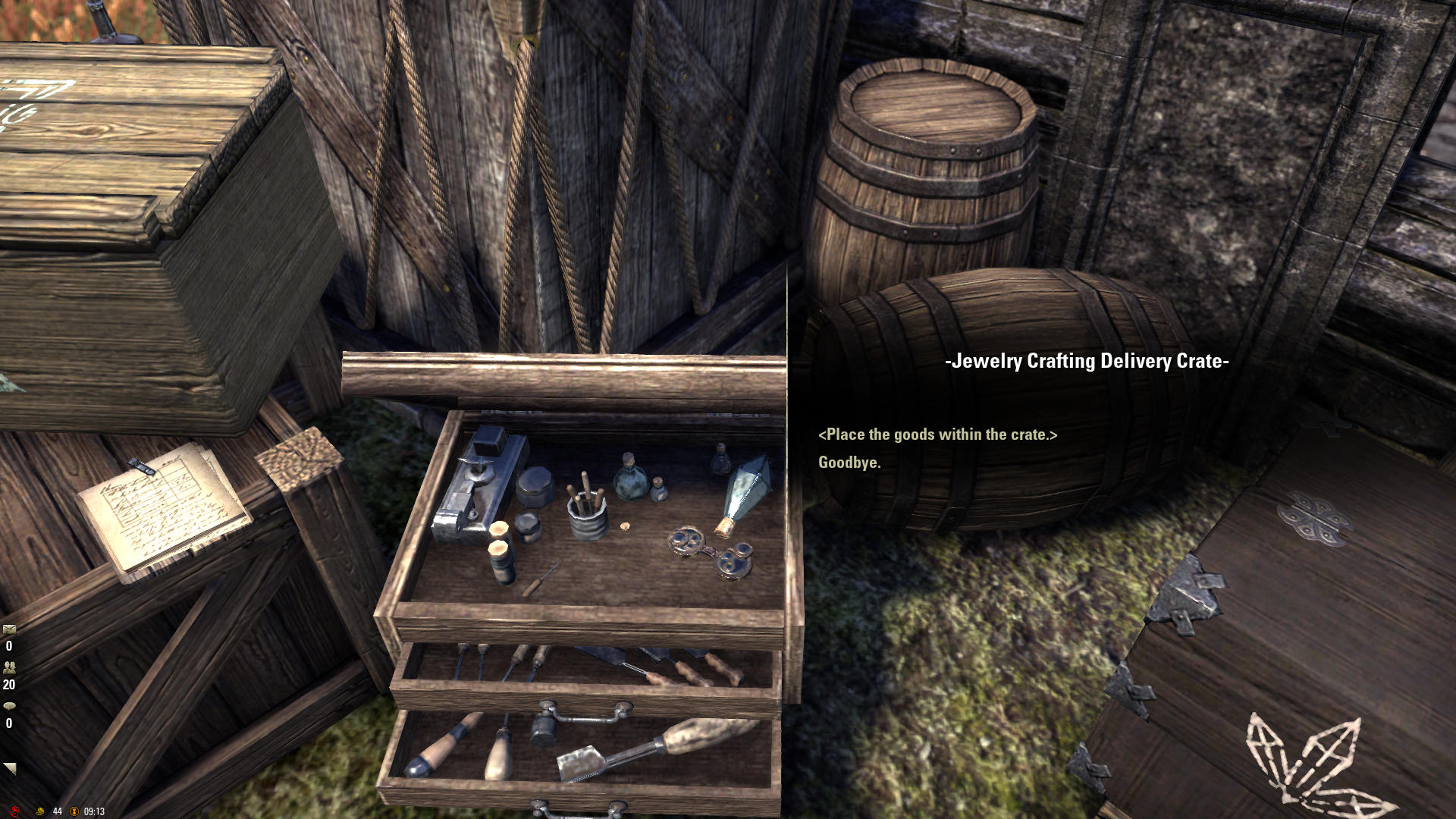 eso jewelry crafting writs missing text for jewelry crafting writs elder scrolls 9026