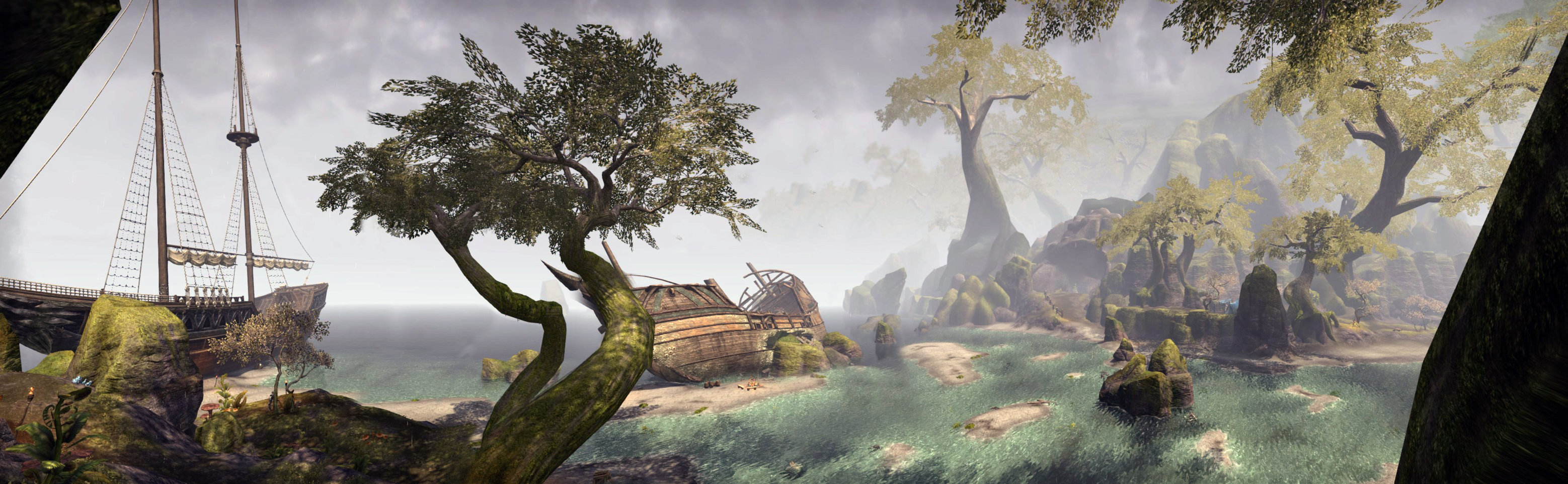 Landscape panoramic 'photos' — Elder Scrolls Online