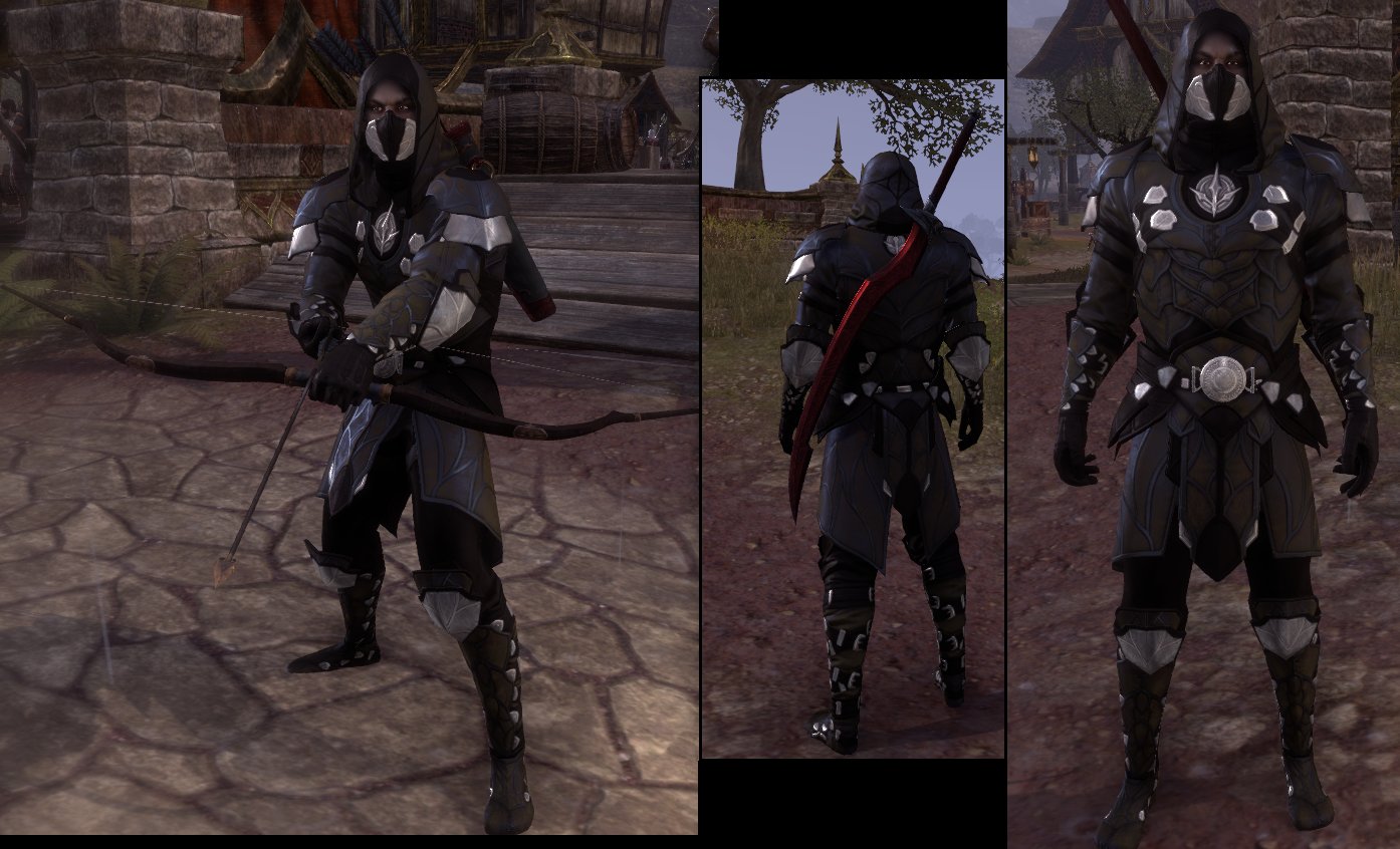 Outlaw Medium Armor Pictures Elder Scrolls Online