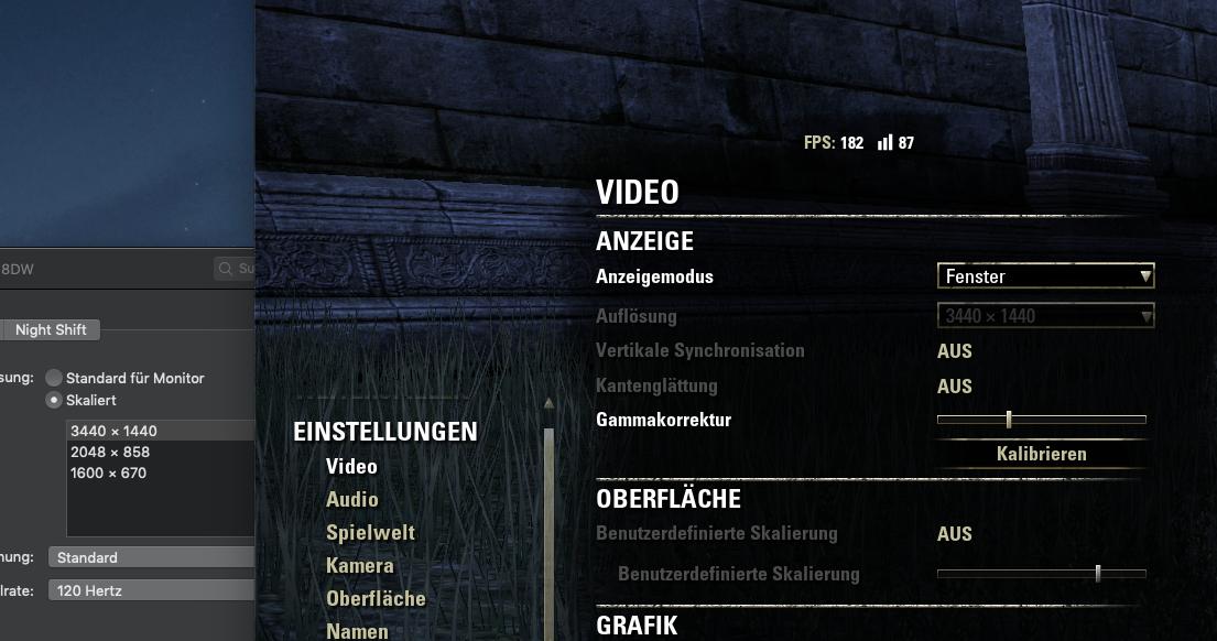 V Sync Problem Elder Scrolls Online