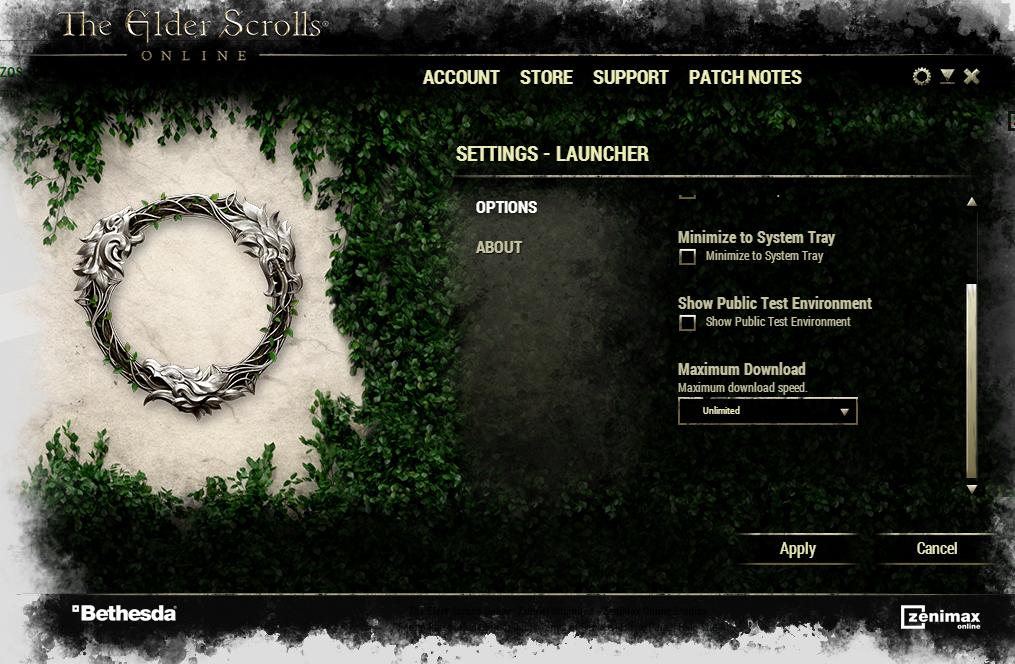 Black Screen at login Music plays for 1o min and crash — Elder
