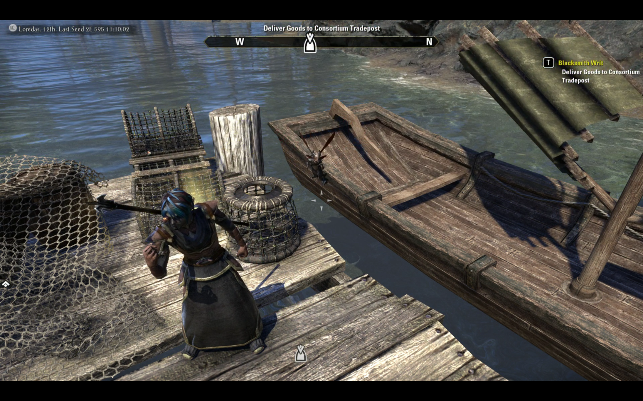 Eso Crafting Writ Turn In Different City