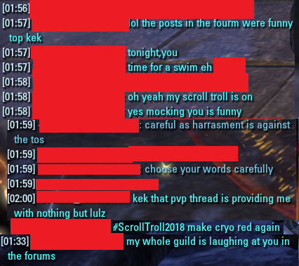 This is why people Hate the PVP Cyrodil Community — Elder