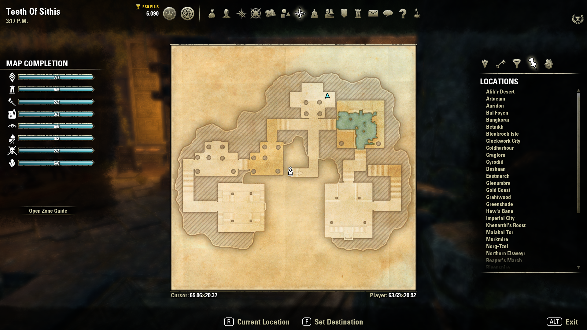 northern elsweyr map completion