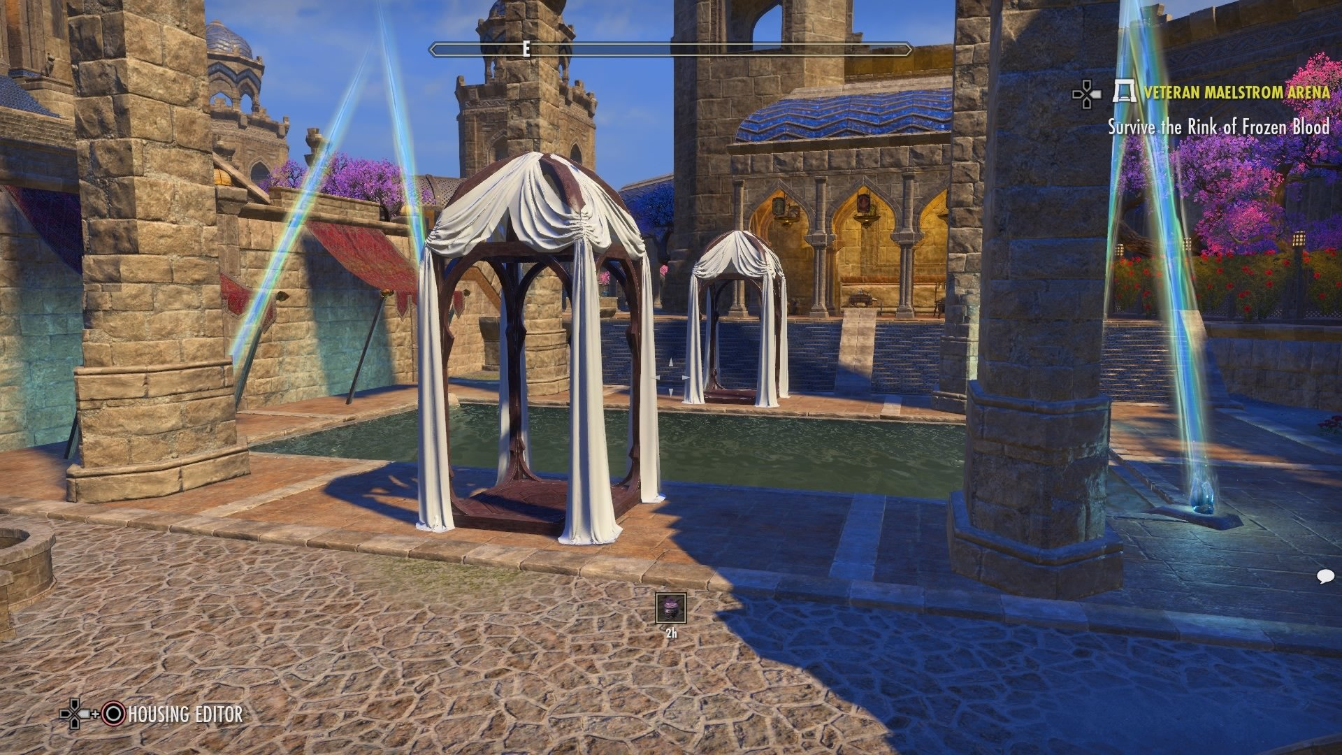 the elder scrolls online how to change primanry residence