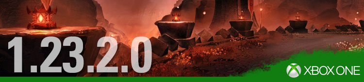 Xbox One Patch Notes v1.23.2.0