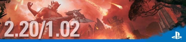 PlayStation Patch Notes v2.20/1.02