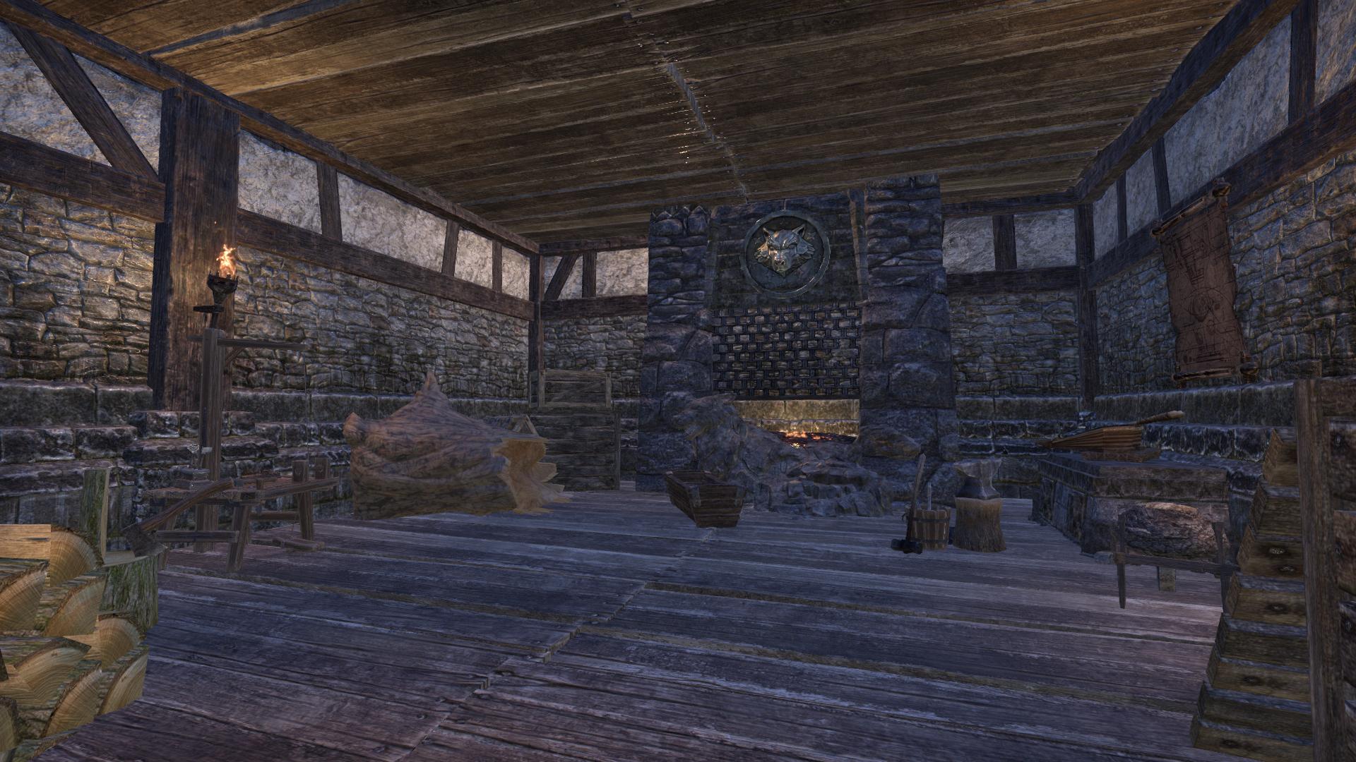 My Daggerfall Overlook Market Square Elder Scrolls Online