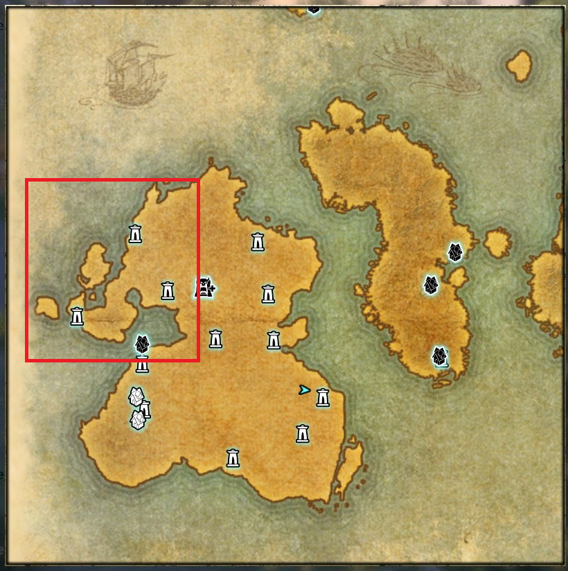 Something\'s Wrong with Summerset Map... — Elder Scrolls Online