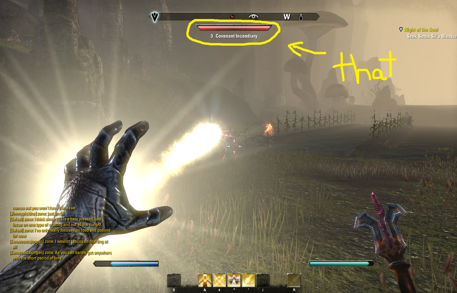 The Elder Scrolls Online Premieres Impression L Pwebay Png