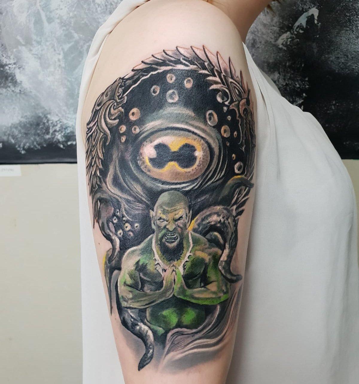 Morrowind Tattoo