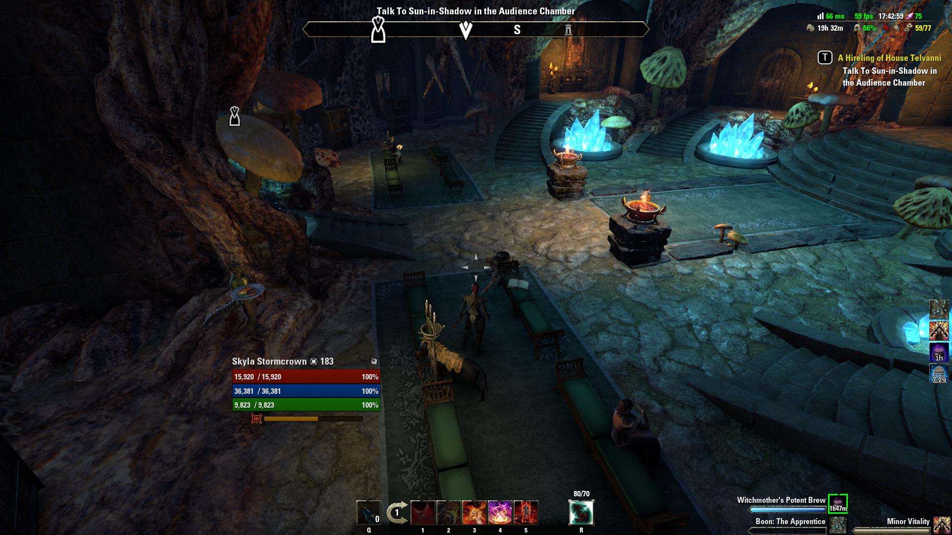 Bots in Fort Morvunskar — Elder Scrolls Online