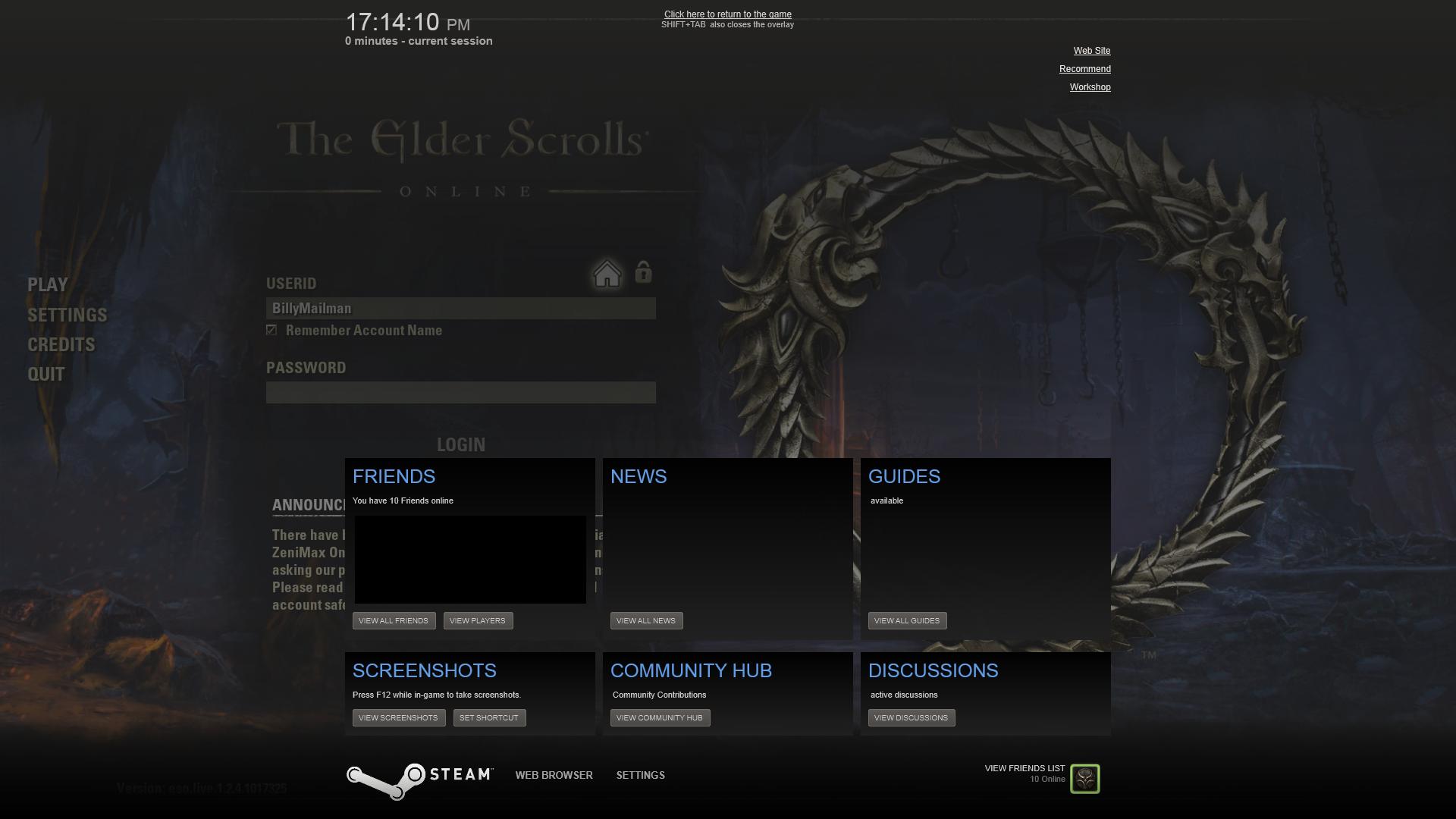 On the value of Steam Keys — Elder Scrolls Online
