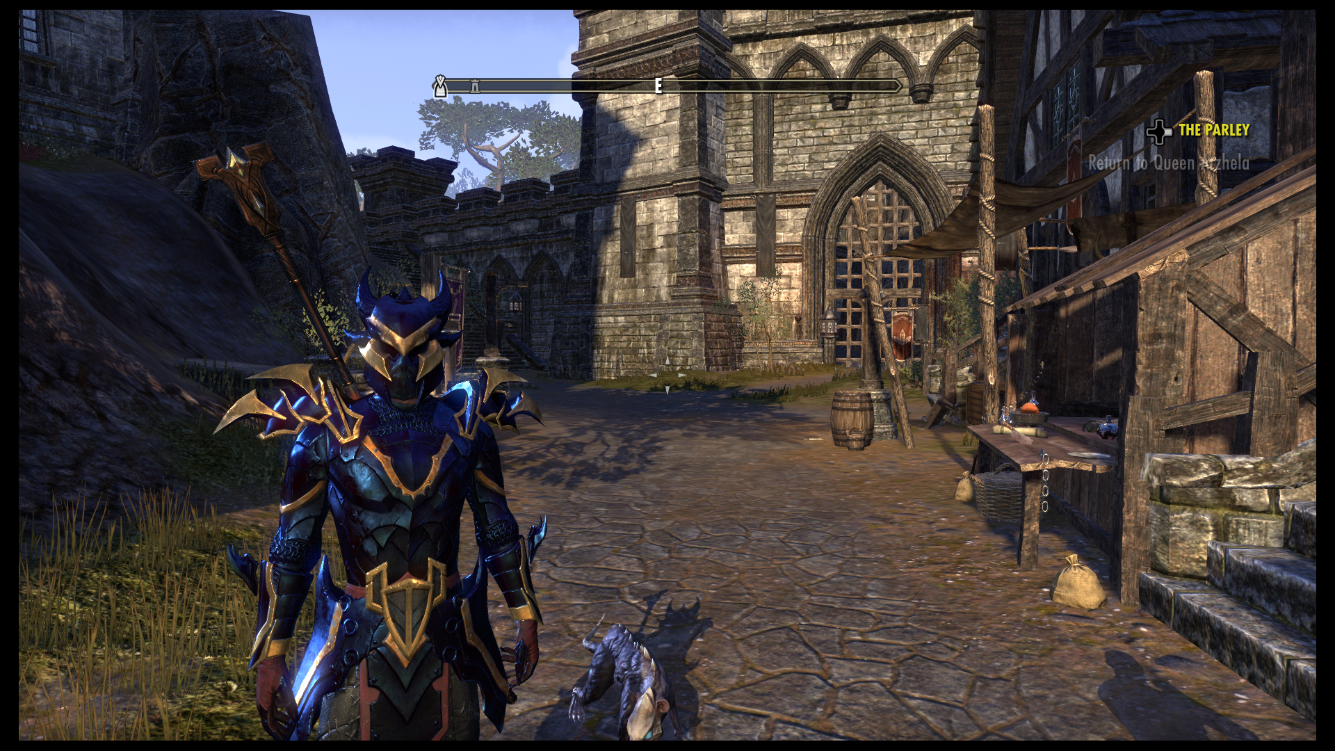 eso how to get xivkyn polymorph