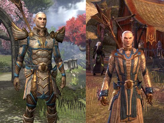 Elder Scrolls Online Sorcerer Healer Build
