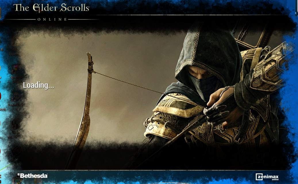 Stuck in Loading State Client — Elder Scrolls Online