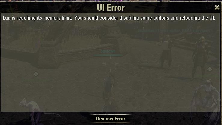 Some screenshots from the elder scrolls online beta taken