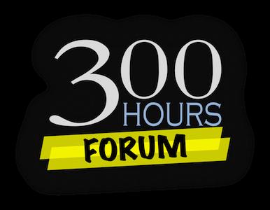 300 Hours CFA Forum