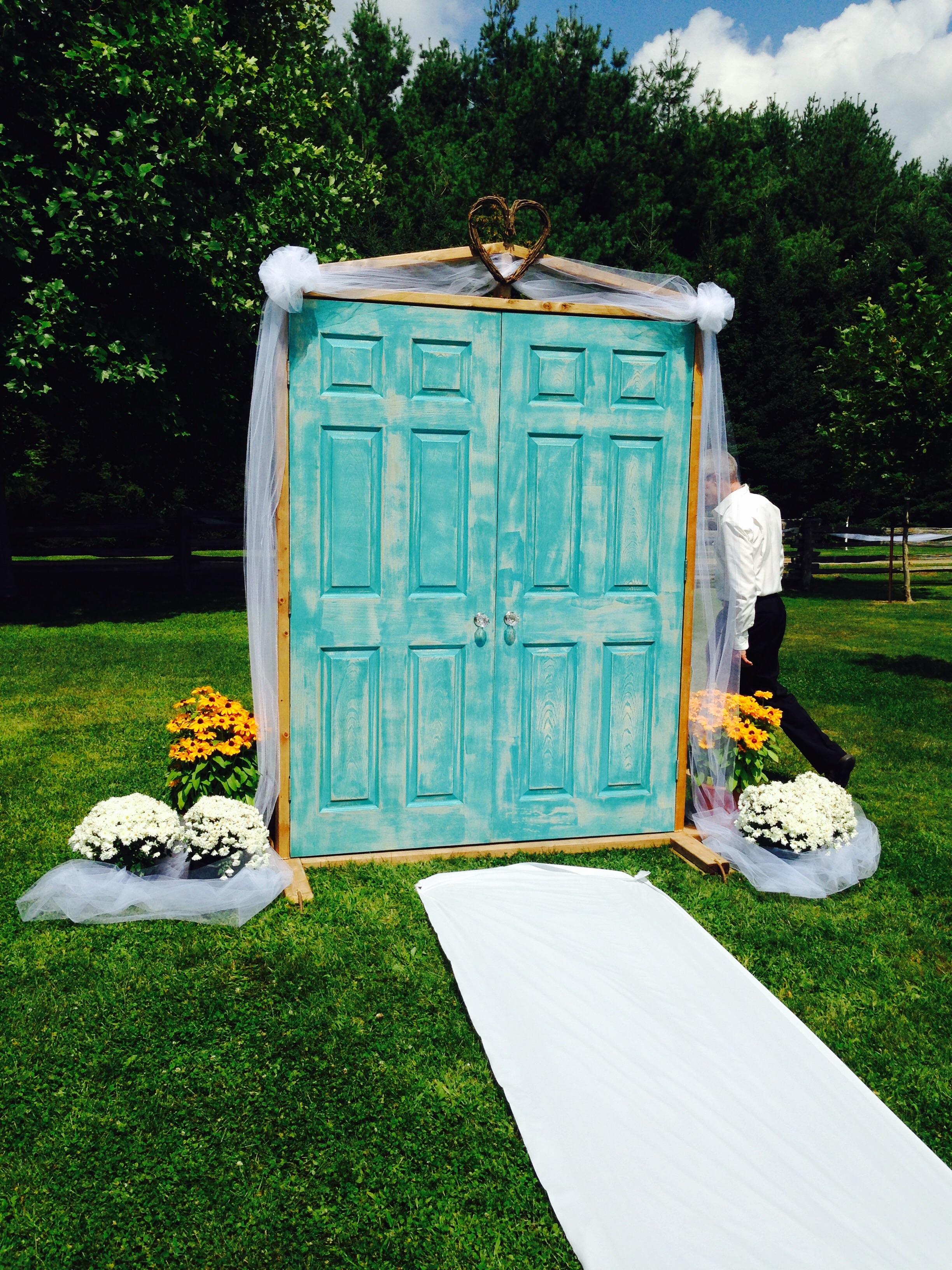 image.jpg 2.6M & Vintage Wedding Doors For Sale \u2014 The Knot