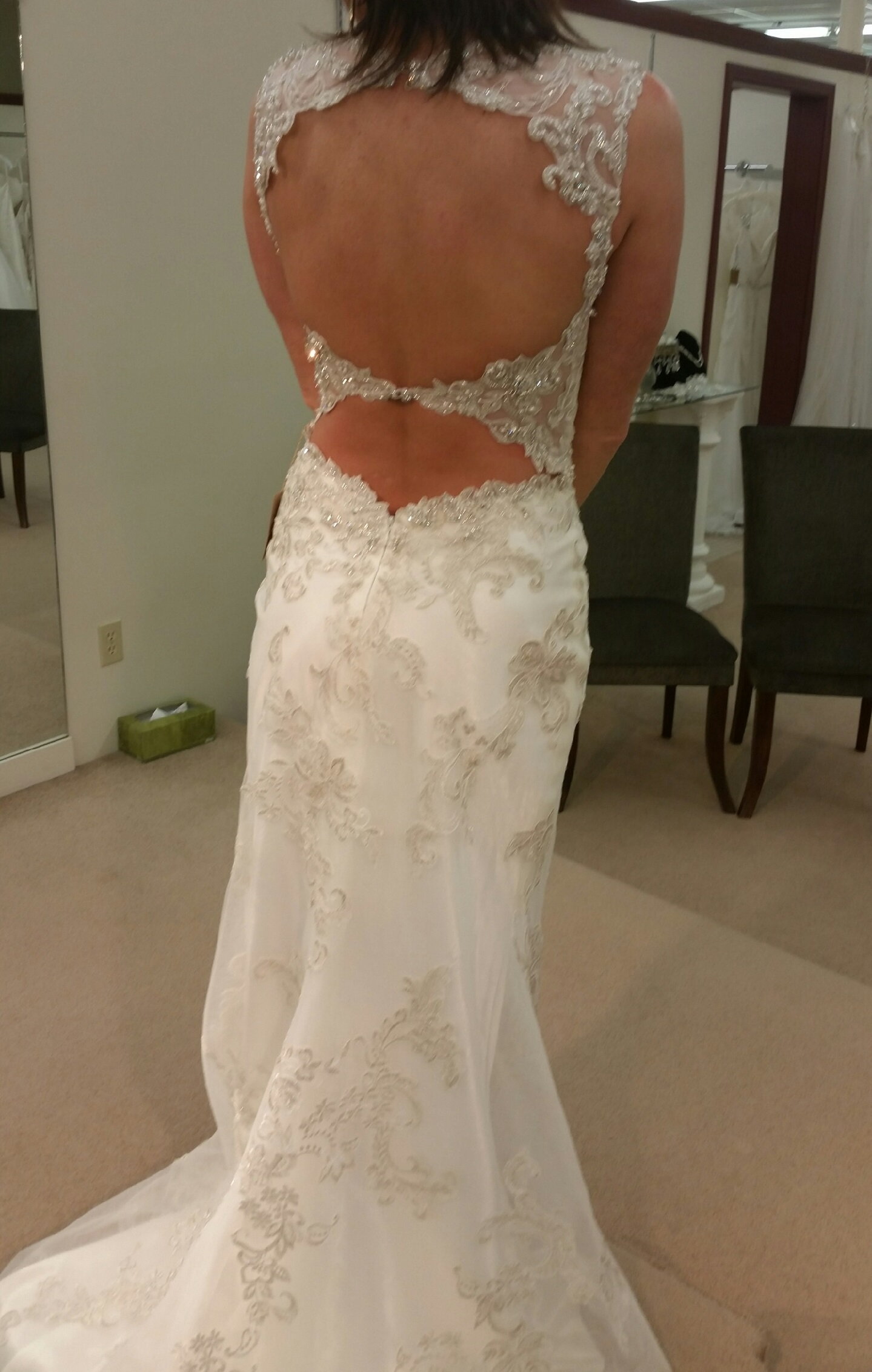 For Sale-Brand New With Tags Maggie Sottero Jade — The Knot