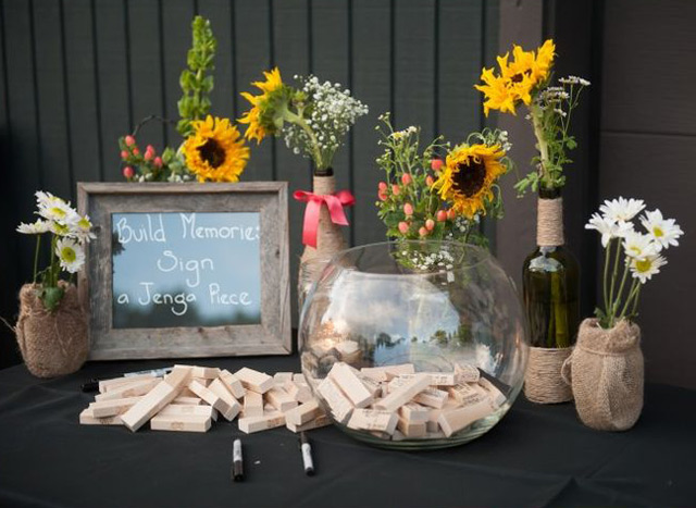 Wedding Guest Sign In
