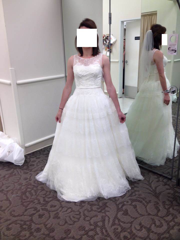 Selling my wedding dress — The Knot