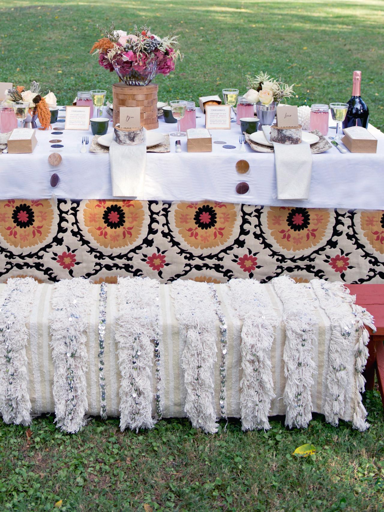 Picnic Table Bench Covers Part   36: Original_Manvi Drona Hidalgo Winter