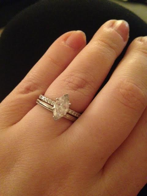 Whats a good diamondstone size for tiny fingers The Knot