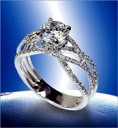 3 Strand Wedding Ring - Image Of Wedding Ring Enta-Web.Org